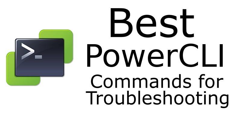 VMware ESXCLI Troubleshooting Commands